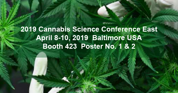2019 Cannabis Science Conference East