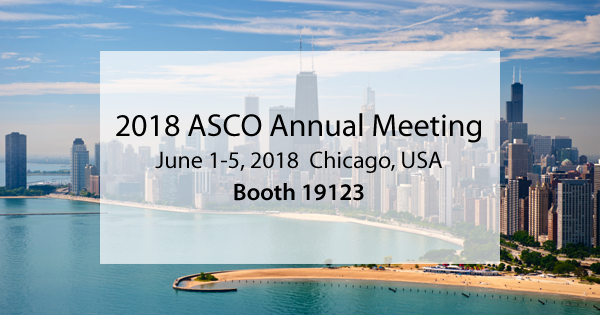 CloudLIMS @ 2018 ASCO Annual Meeting, Chicago, USA