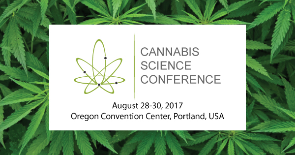 Cannabis testing laboratories at Cannabis Science Conference, Oregon