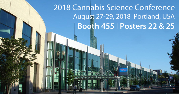 2018 Cannabis Science Conference