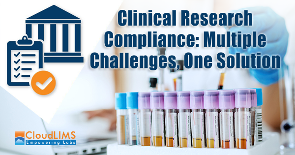 Clinical Research Laboratory Management Software