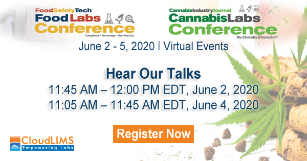 Food Labs/ Cannabis Labs Conference