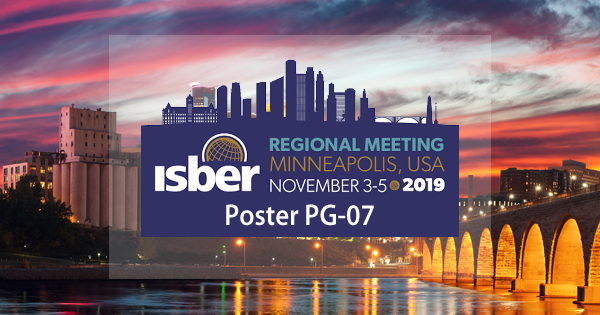 CloudLIMS at ISBER Regional Meeting 2019