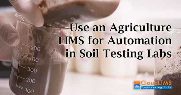 Automation in Soil Testing Laboratories