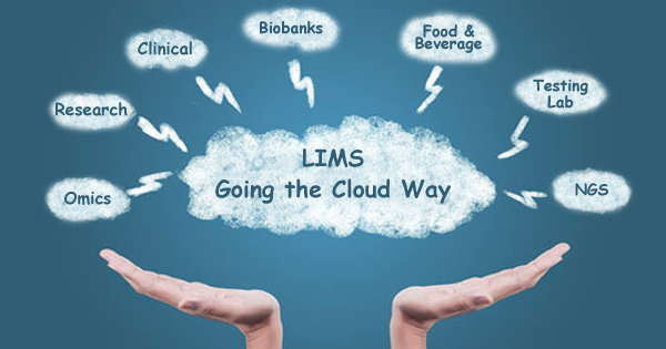 LIMS- Going the Cloud Way