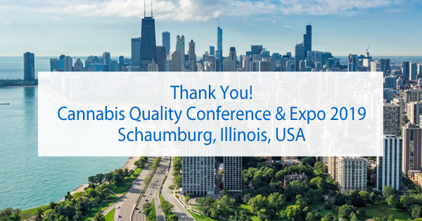 CloudLIMS's Talk at Cannabis Quality Conference & Expo 2019