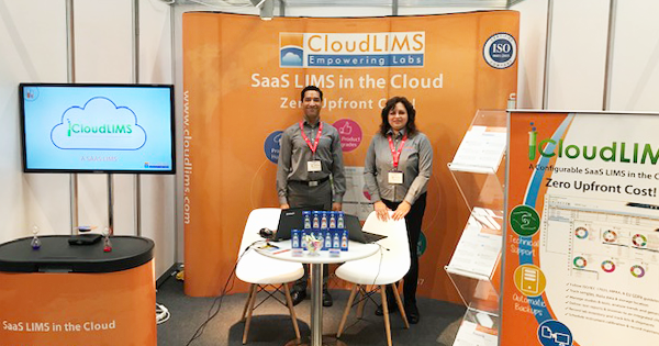 CloudLIMS at Lab Innovations 2019