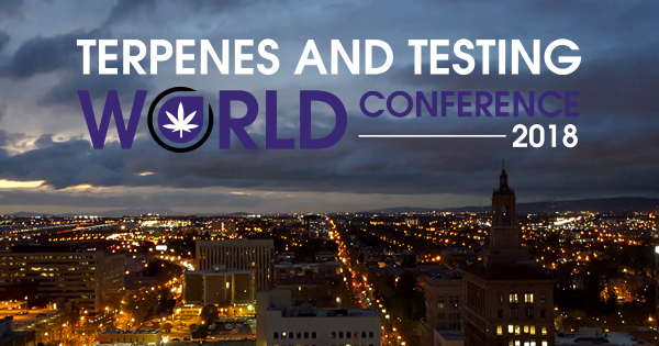 Terpenes and Testing World Conference 2018