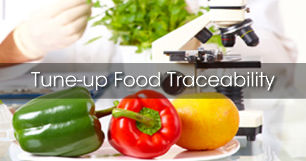 Food Traceability using LIMS