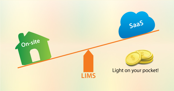 Why SaaS LIMS?