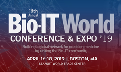 Bio-IT World Conference and Expo'19