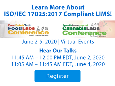 Food Labs/Cannabis Labs Conference